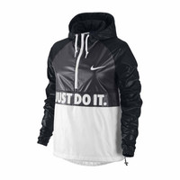 Nike Hooded Anorak - JCPenney