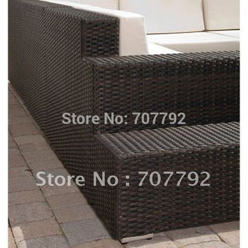 New design synthetic rattan modern All-Weather Outdoor Seating Collection