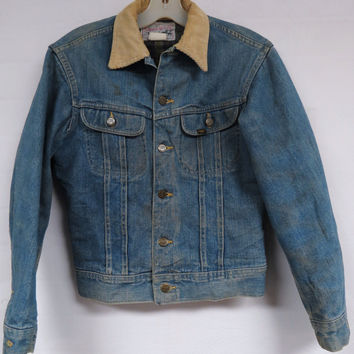 Lee Storm Rider Denim Jacket