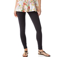 Aeropostale  Womens Solid Leggings - Black