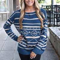 Shape Up Or Ship Out Sweater