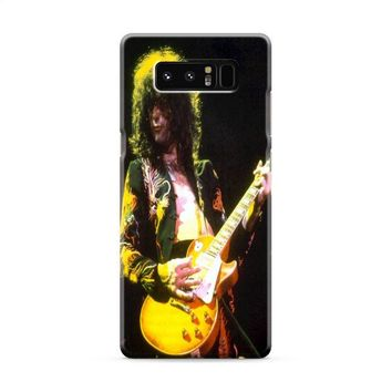 Led Zeppelin (yellow) Samsung Galaxy Note 8 Case