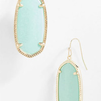 Kendra Scott 'Elle' Small Oval Earrings | Nordstrom