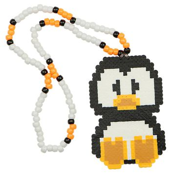 Penguin Kandi Necklace