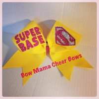 Super Base Cheer Bow