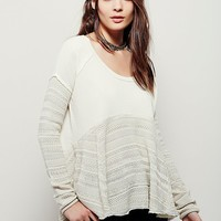 Free People Stacey Swit Top