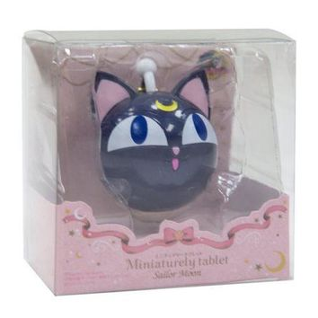 Banpresto Sailor Moon Luna P Ball Compact Miniaturely tablet with chain