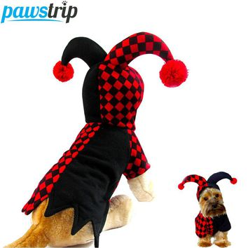 Pawstrip Clown  Cosplay  Costume