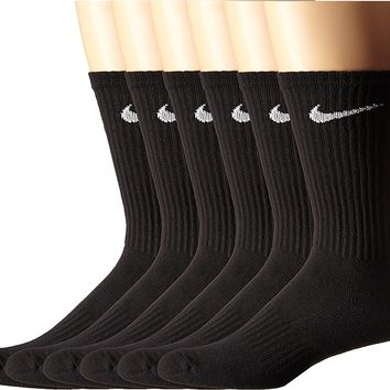 NIKE Performance Cushion Crew Socks (6 Pack)