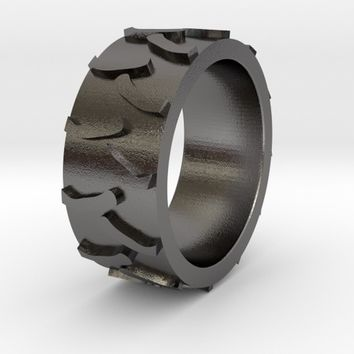 Mud Bogger Tire Ring - American Sportsman Jewelry