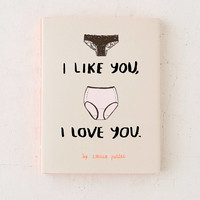 I Like You, I Love You By Carissa Potter | Urban Outfitters