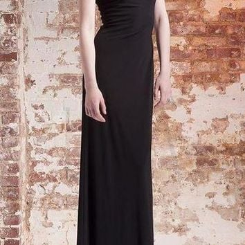 Mignon Long Formal Dress Evening Gown