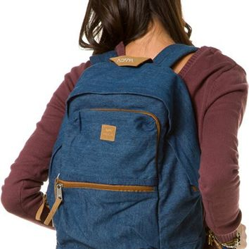 RVCA CANTEEN DENIM BACKPACK | Swell.com