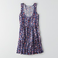 AEO TIERED BABYDOLL DRESS