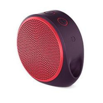 X100 Mobile Speaker Red
