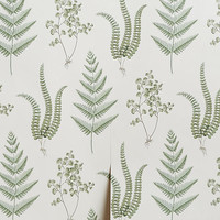 Herbal Wallpaper anthropologie - Google Search