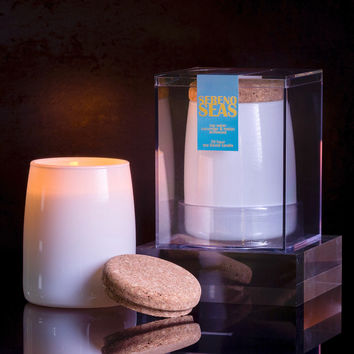Michael Anthony Furniture Sereno Seas Ocean Scented Soy Candle