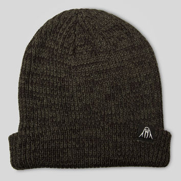 The Gusty Beanie in Forest Marl