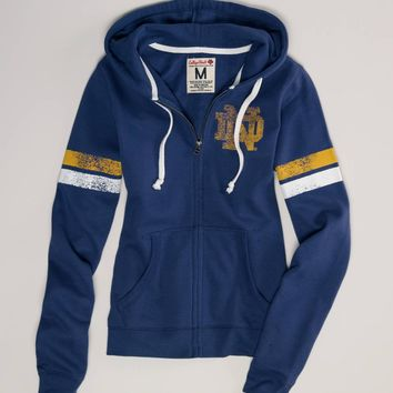 Notre Dame Vintage Hoodie | American Eagle Outfitters