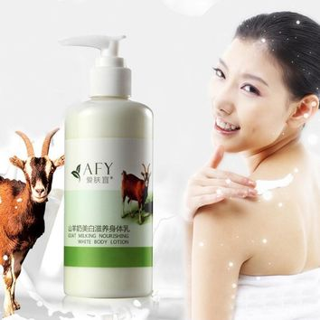 Goat Moisturizing Body Lotion