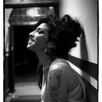 Amy Winehouse Poster Print Photo Paper