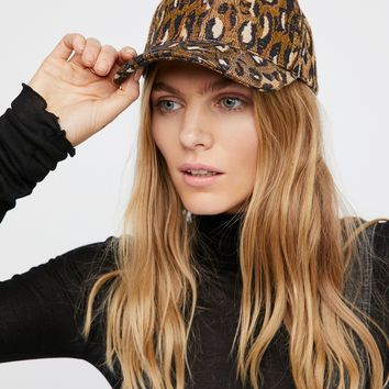 Free People Animal Instincts Baseball Hat