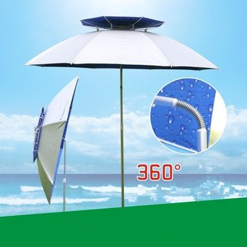 Outdoor Waterproof Umbrella Sun Shade