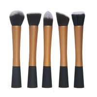 Professional Cosmetic Makeup Tool Eyeshadow Powder Blush Foundation Brush Set