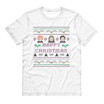 Harry Potter Happy Christmas Shirt