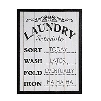 Laundry Wall Plaque Best Laundry Room Sign Products On Wanelo