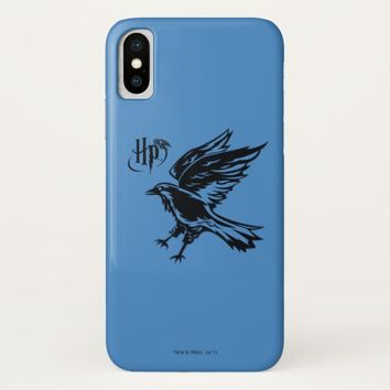 Harry Potter | Ravenclaw Eagle Icon iPhone X Case