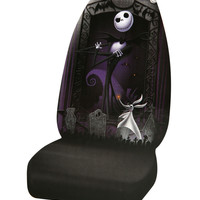 The Nightmare Before Christmas Jack Seat Cover