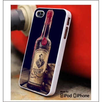 Admiral Rum Bottle iPhone 4s iPhone 5 iPhone 5s iPhone 6 case, Galaxy S3 Galaxy S4 Galaxy S5 Note 3 Note 4 case, iPod 4 5 Case