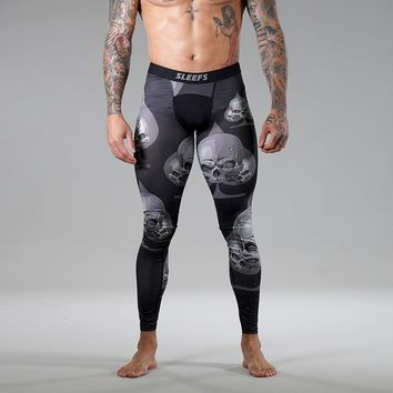 Ace Of Skulls Tactical Tights for Men