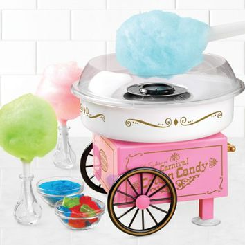 PCM305 | Vintage Collection™ Hard Candy Cotton Candy Maker | Nostalgia Electrics