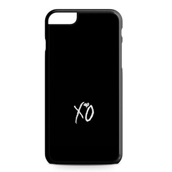 Xo The Weeknd Text iPhone 6 Plus Case