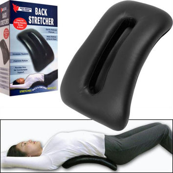Trademark Arched Back Lumbar Stretcher Extender - As Seen on