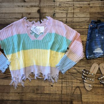 SALE! Lucky Streak Sweater