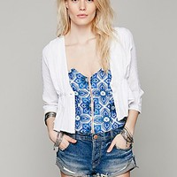 Free People Womens Shirt Jacket