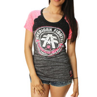 American Fighter Women's Polytechnic Graphic T-Shirt