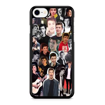 Shawn Mendes Collage 4 Iphone 8 Case