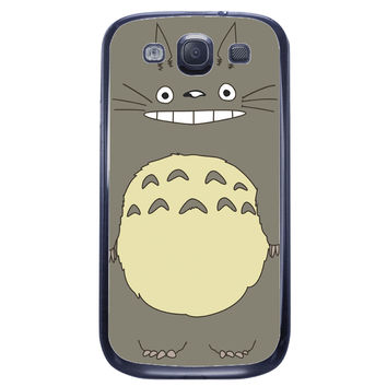Totoro Face Samsung Galaxy S3 Case