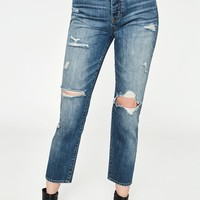 PacSun Garfield Mom Jeans at PacSun.com
