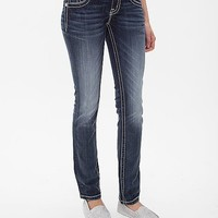 Miss Me Fleur Straight Stretch Jean