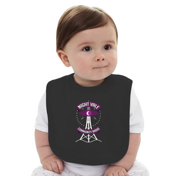 Night Vale Community Radio Baby Bib
