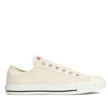 LMFUG7 Converse Chuck Taylor- White Slip-on Sneaker
