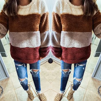 All Cozied Up Sweater
