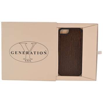 Wooden Case iPhone 6 Walnut Protective Hard Bumper Brown