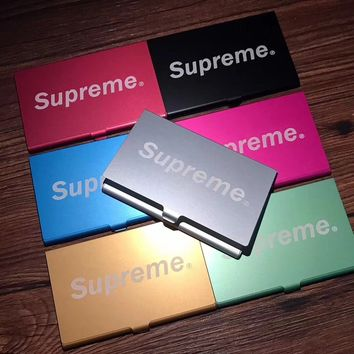 Supreme Business card clip[744986607709]
