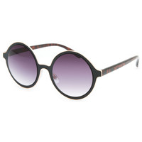 FULL TILT Two Tone Round Sunglasses | 2 for $15 Sunglasses